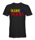 Made in Colombia Soacha country t-shirt