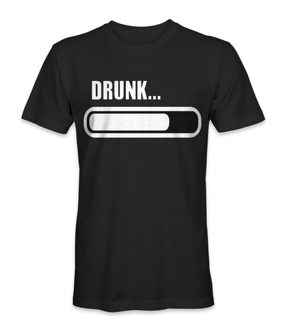 I'm loading to be completely drunk t-shirt