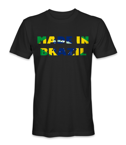 Made in Brazil country t-shirt