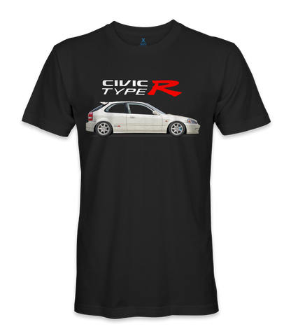 Honda civic type r hatch EK t-shirt