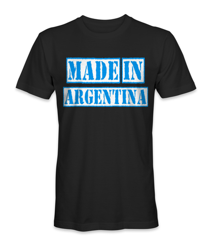 Made in Argentina country t-shirt