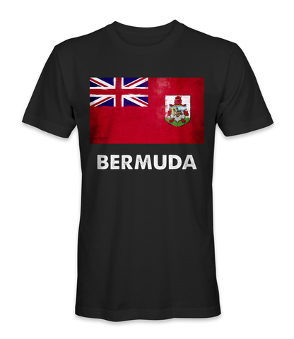 Bermuda country flag t-shirt