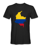 Colombia country flag t-shirt
