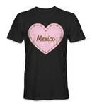 I love Mexico country t-shirt