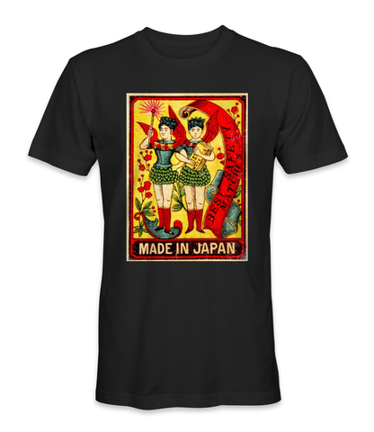 Made in Japan country t-shirt