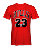 Michael Jordan basketball legend front and back design t-shirt