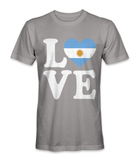 I love Argentina country t-shirt