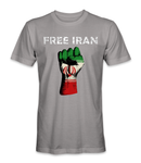 Free Iran country t-shirt