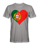 I love Portugal country t-shirt