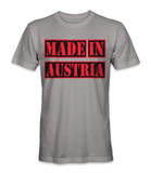 Made in Austria country t-shirt