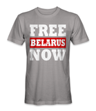 Free Belarus now! country t-shirt