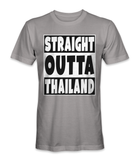 Straight outta Thailand country t-shirt