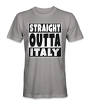 Straight outta Italy country t-shirt