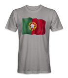 Portugal country flag t-shirt