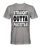 Straight outta Pakistan country t-shirt