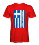 Greece country flag t-shirt