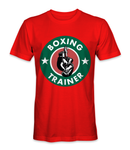 Boxing trainer t-shirt