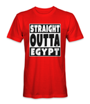 Straight outta Egypt country t-shirt