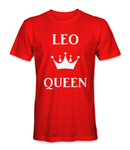 Leo queen horoscope t-shirt