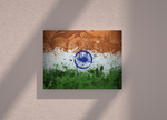 India country canvas