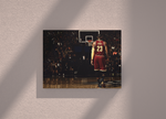 Lebron James canvas