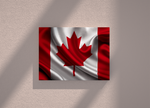 Canada country canvas