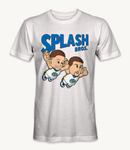 Steph Curry and Klay Thompson basketball splash bros t-shirt