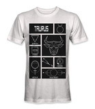 Taurus horoscope t-shirt