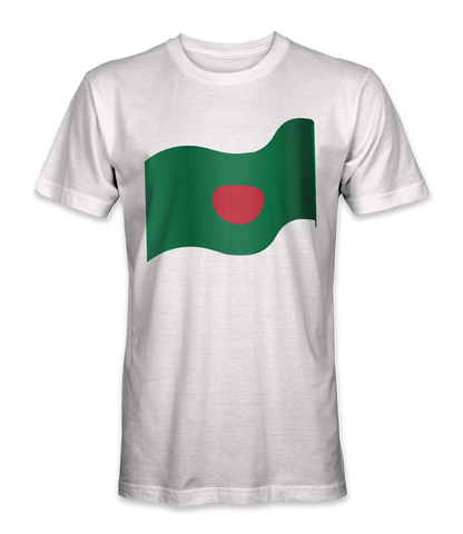 Bangladesh country flag t-shirt