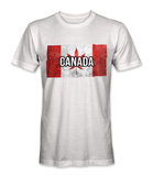 Canada country flag t-shirt