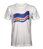 Cape Verde country flag t-shirt
