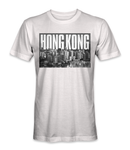 Hong Kong country portrait of city t-shirt