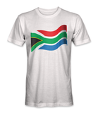 South Africa country flag t-shirt