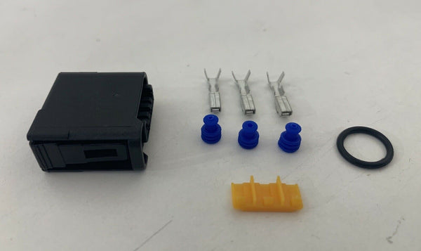 Subaru Coil Pack Connector Kit Black