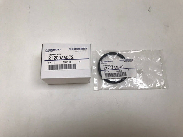 Subaru Thermostat & Seal Kit 21200AA072 /  21236AA010