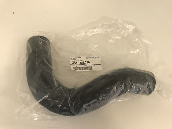 Subaru Radiator Hose Bottom 45167AA030