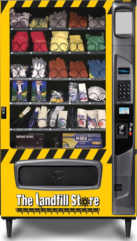 Vending Machine Supplies – The Landfill Store