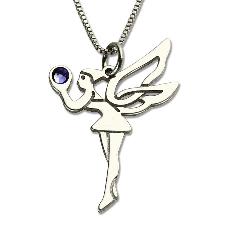 Girls dance necklace