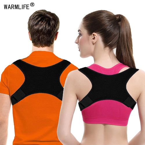 New Spine Protection Posture Corrector Back/Shoulder Posture Correction Band Humpback Back Pain Relief  Brace