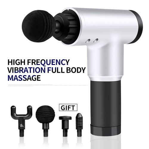 Muscle Massage Gun for Deep Tissue Massage / Electric Therapy Gun for Muscle Pain Relief and Body Shaping