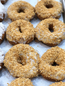 Toasted Coconut Donut