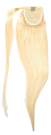 Blonde Malaysian Straight Ponytail