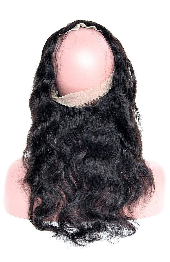 Transparent Lace Brazilian Body Wave Frontal