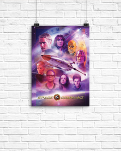 "Redemption - Space Command Poster 11""x17"""