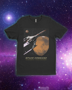 Space Command Official Production T-Shirt