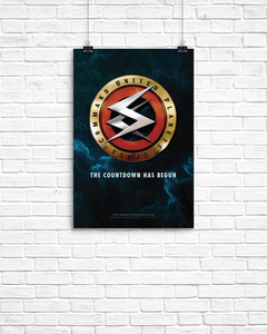 "Teaser - Space Command Poster 11""x17"""