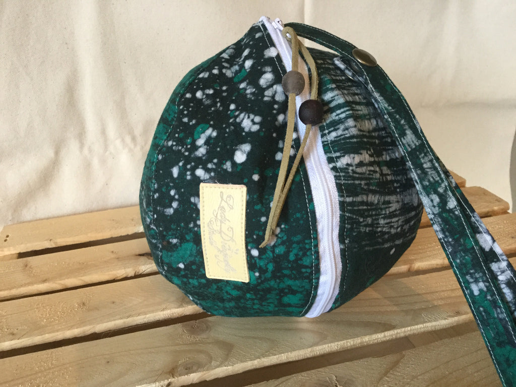 Large Sheep Ball Pouch/Bag