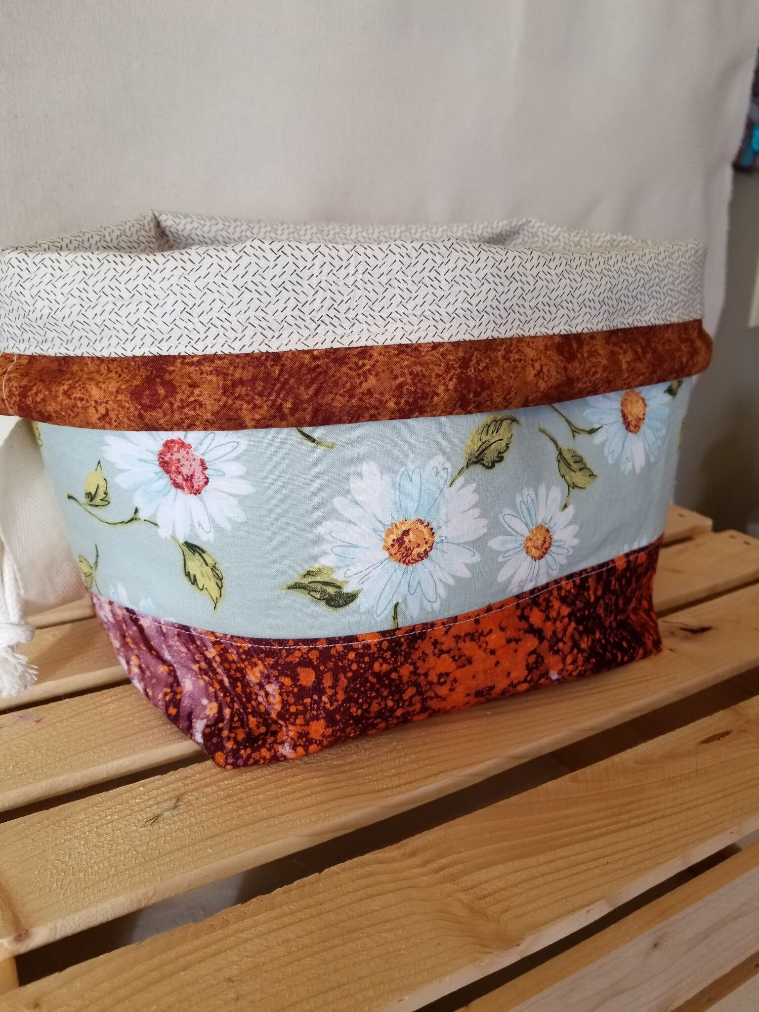 Little Finch Bucket Bag