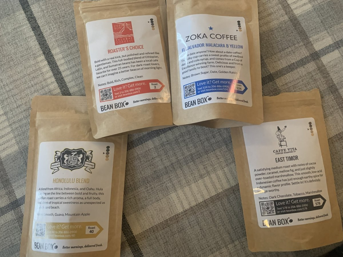 Coffee Subscription Reviews: Bean Box vs. Mistobox | JayArr Coffee