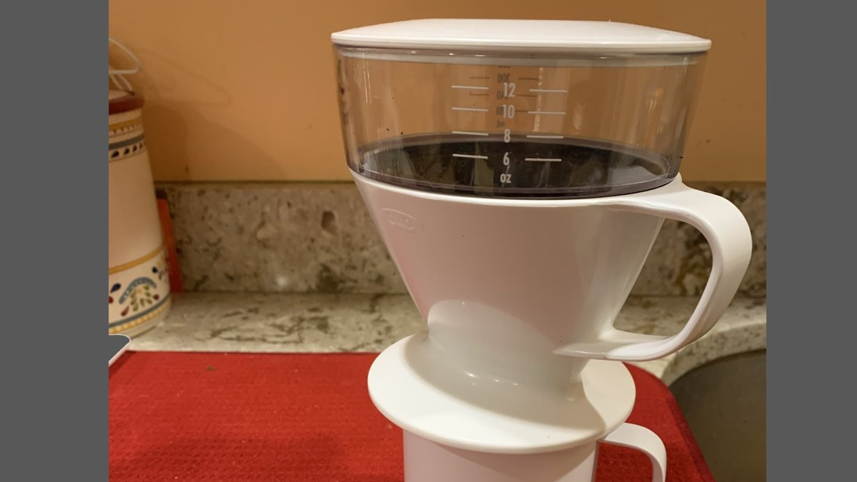 OXO Brew Single Serve Pour Over Review: In Search of a Good Cup | JayArr Coffee